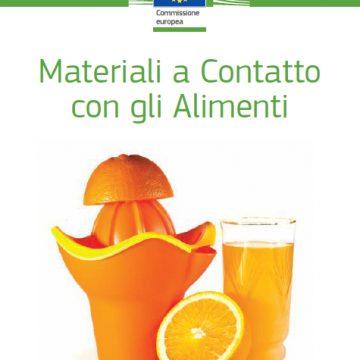Materiali a contatto con gli alimenti: raccomandazione CE (carta da forno)