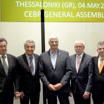PANIFICAZIONE EUROPEA: A SALONICCO RINNOVATI GLI ORGANI DELLA CEBP