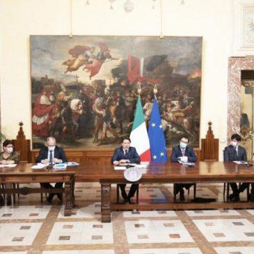 Approvato dal CdM il DECRETO  RILANCIO : le anticipazioni in conferenza stampa