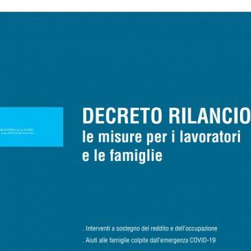 Ministero del Lavoro: guida ai provvedimenti del DECRETO RILANCIO
