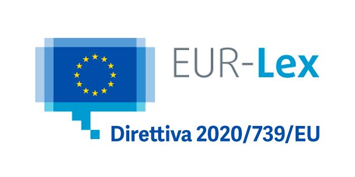 La Commissione Europea inserisce il coronavirus tra i rischi biologici per i lavoratori