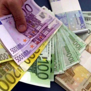 PAGAMENTI IN CONTANTI: dal 1° luglio limite sotto i 2mila €