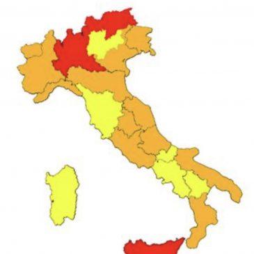 CONSIGLIO DEI MINISTRI: STATO D'EMERGENZA FINO AL 30 APRILE, stretta sulle Regioni