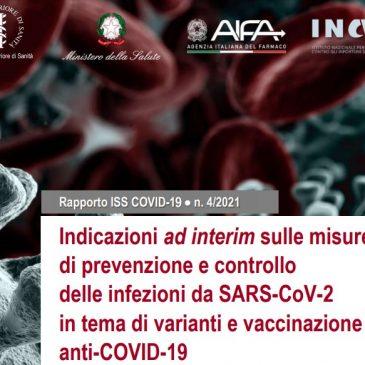 Chi è già vaccinato può comunque essere portatore di contagio? risponde l'ISS