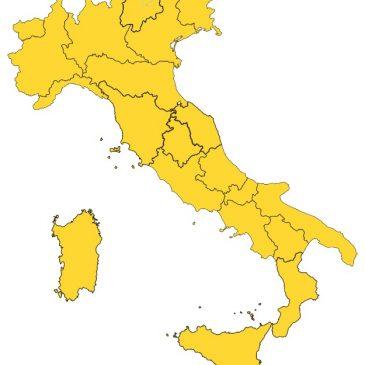 ITALIA IN GIALLO:aggiornate le FAQ del Governo