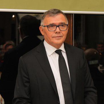 MAURO ALINOVI CAVALIERE DELLA REPUBBLICA.